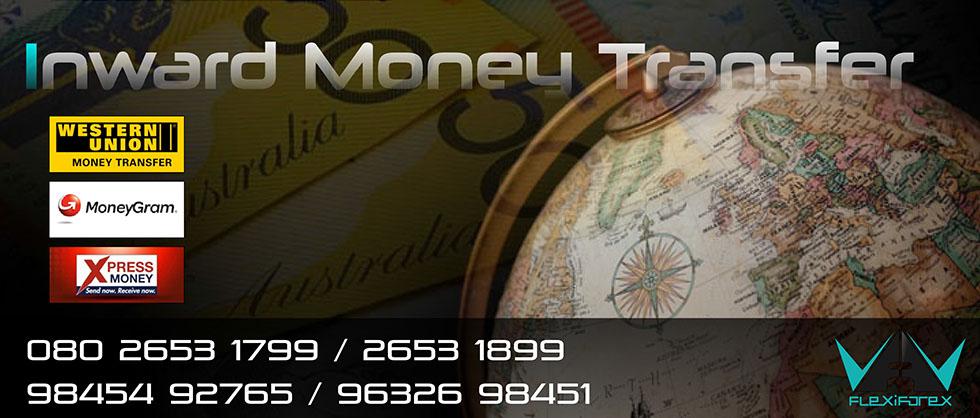Forex card money transfer